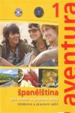 Aventura 1 Španělština