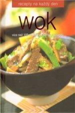 Kniha Wok