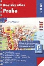 Městský atlas Praha 1 : 15 000