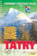 Kniha Tatry