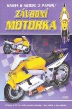 Z�vodn� motorka