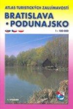 Atlas turistických zaujímavostí Bratislavsko Podunajsko