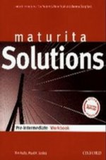 Maturita Solutions pre-intermediate workbook Czech Edition