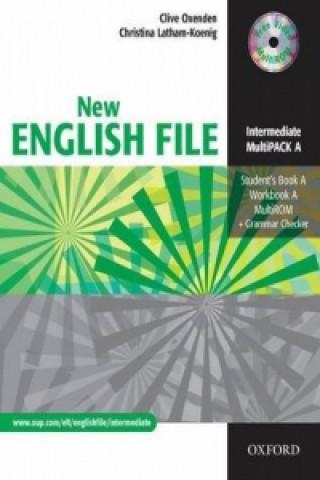 New English File: Intermediate: MultiPACK A