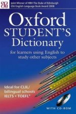 OXFORD STUDENT'S DICTIONARY 2nd Edition + CD-ROM Pack
