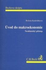 Úvod do Makroekonomie Neoklasický přístup