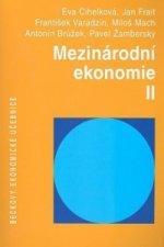 Mezinárodní ekonomie II.