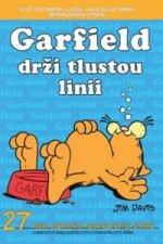 Garfield drží tlustou linii
