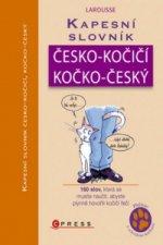 Kapesní slovník kočko-český/česko-kočičí
