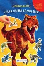 Dinosau�i Velk� kniha samolepek