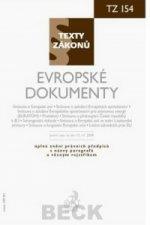 Evropské dokumenty, právní stav k 15. 11. 2009