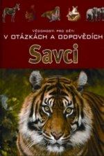 Kniha Savci