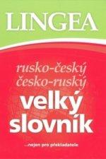 Rusko - český česko - ruský velký slovník