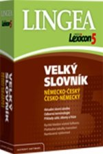 Lexicon5 Velký slovník německo-český česko-německý