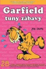 Garfield tuna zábavy
