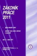 Zákoník práce 2011