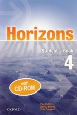 Horizons 4 Student's Book + CD ROM