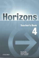 Horizons 4 Teacher's Book