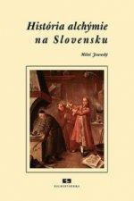 História alchýmie na Slovensku