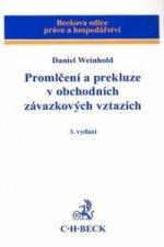Promlčení a prekluze v obchodních závazkových vztazích 3. vydání