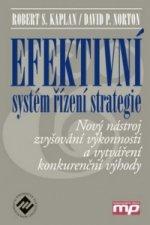 Efektivní systém řízení strategie