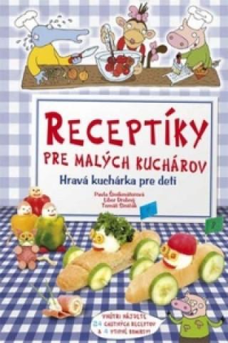 Receptíky pre malých kuchárov