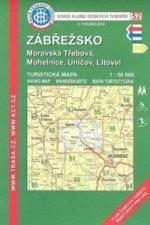 KČT 52 Zábřežsko Moravská Třebová, Mohelnice, Uničov, Litovel