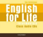English for Life: Intermediate: Class Audio CDs (4)