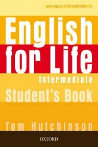 English for Life Intermediate Studenťs Book