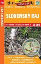 Slovenský raj 1:25 000