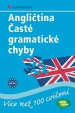 Angličtina Časté gramatické chyby