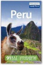Kniha Peru