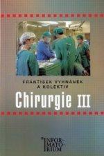 Chirurgie III
