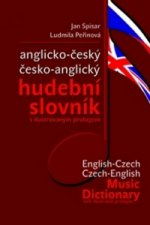 Anglicko-český česko-anglický hudební slovník