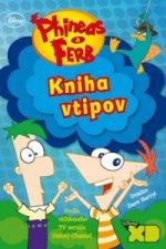 Phineas a Ferb Kniha vtipov