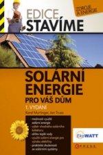 Solární energie pro váš dům