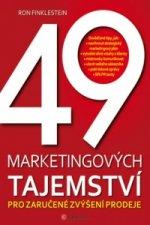 49 marketingových tajemství