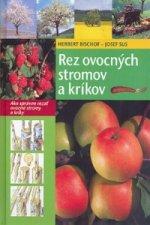 Rez ovocných stromov a kríkov