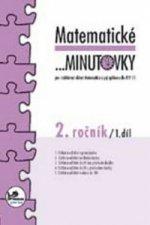 Matematické minutovky 2. ročník / 1. díl