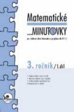Matematické minutovky 3. ročník / 1. díl