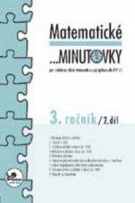 Matematické minutovky 3. ročník / 2. díl