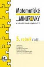 Matematické minutovky 5. ročník / 1. díl