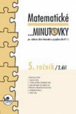 Matematické minutovky 5. ročník / 2. díl