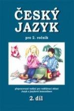 Český jazyk pro 2.r.ZŠ 2.díl