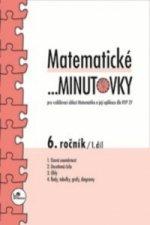 Matematické minutovky 6. ročník / 1. díl