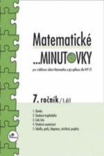 Matematické minutovky 7. ročník / 1. díl