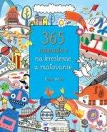 365 nápadov na kreslenie a maľovanie