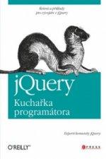 jQuery - Kuchařka programátora