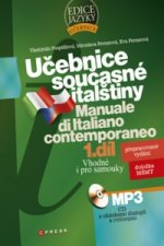 Učebnice současné italštiny 1. díl + mp3