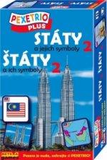 Pexetrio Plus Státy a jejich symboly 2